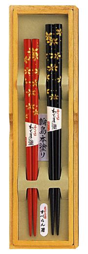 3-14 本金蒔絵 桜吹雪