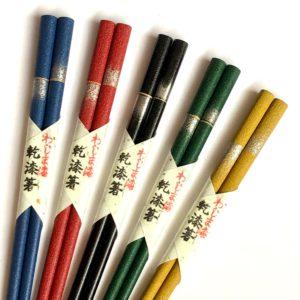 うるし箸【乾漆かすり】