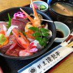 【割烹 滝見亭】絶品海鮮丼!噂の能登丼を食べてきました。