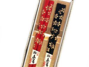 輪島箸【桜吹雪】