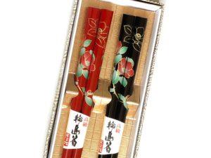 輪島箸【つばき】