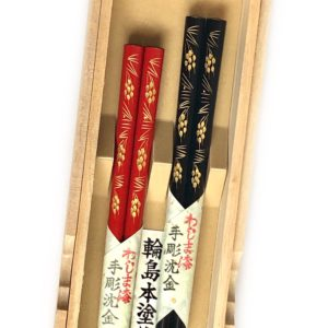 うるし箸【福梅】