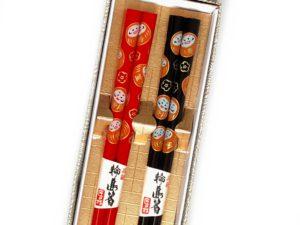 輪島箸【福だるま】