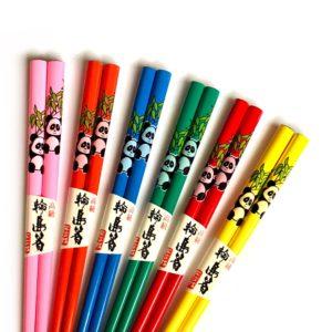 輪島箸【パンダ】