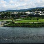 球磨川はとても綺麗な川です。