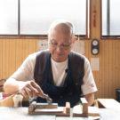 名入れ箸(塗箸)の製造工程ご紹介
